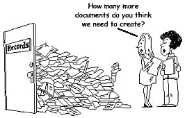 So Much Paperwork for New Professional Job Fields — Steemit